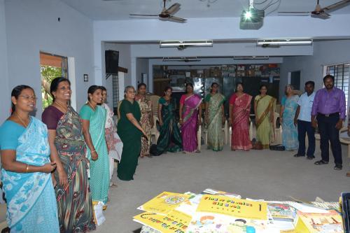 Training for the Government School Teachers -  Tanjavur, Tamilnadu