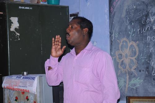 Training for the Government School Teachers -  Cuddalore, Tamilnadu